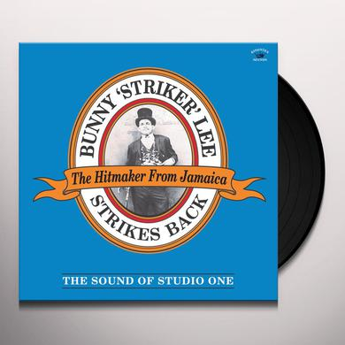 Bunny Striker Lee STRIKES BACK: THE SOUND OF STUDIO ONE Vinyl Record