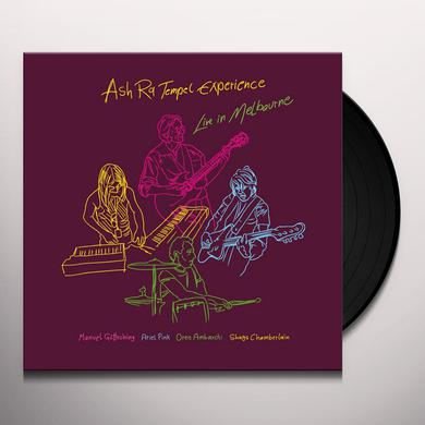 Ash Ra Tempel Experience LIVE IN MELBOURNE Vinyl Record