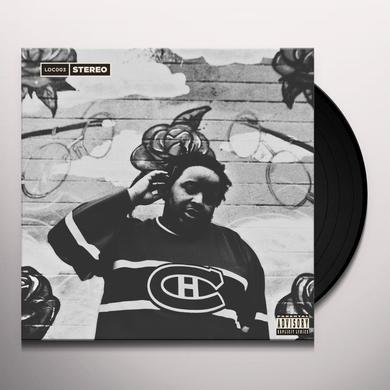 Nolan The Ninja YEN Vinyl Record