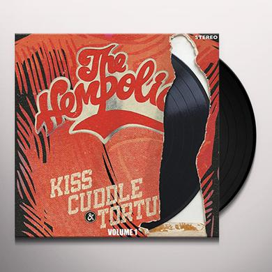Hempolics KISS CUDDLE & TORTURE VOL. 1 Vinyl Record