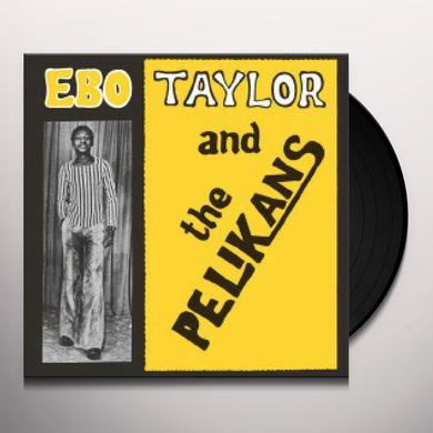 EBO TAYLOR & THE PELIKANS Vinyl Record