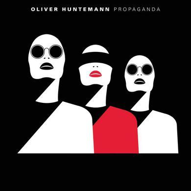 Oliver Huntemann PROPAGANDA Vinyl Record