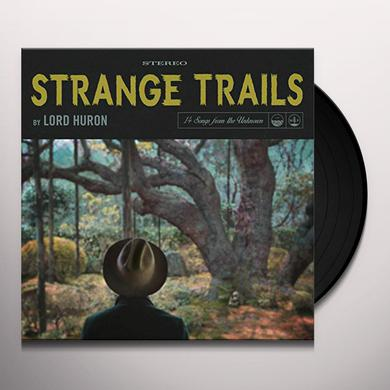 Lord Huron STRANGE TRAILS Vinyl Record