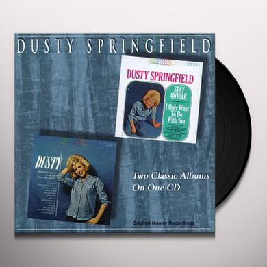Dusty Springfield STAY AWHILE - I ONLY WANT TO BE WITH YOU Vinyl Record