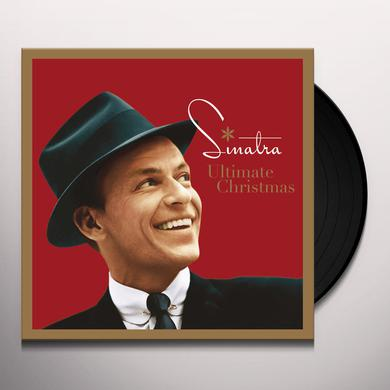 Frank Sinatra ULTIMATE CHRISTMAS Vinyl Record