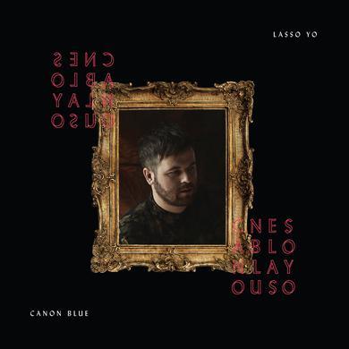 Canon Blue LASSO YO Vinyl Record