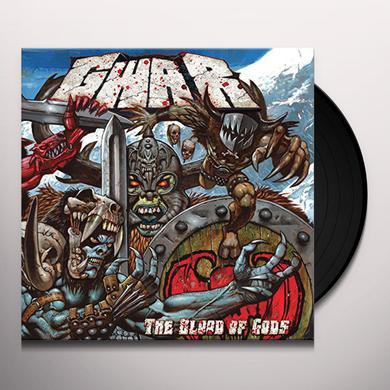 Gwar BLOOD OF GODS Vinyl Record