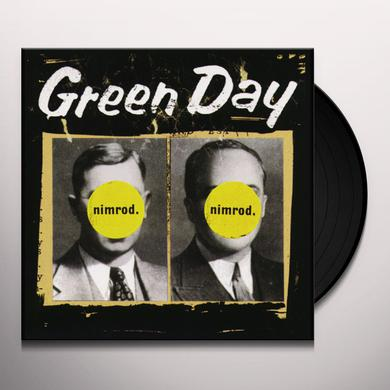 Green Day NIMROD (20TH ANNIVERSARY EDITION) Vinyl Record