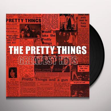 Pretty Things GREATEST HITS Vinyl Record