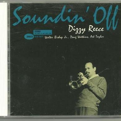 Dizzy Reece SOUNDIN' OFF Vinyl Record