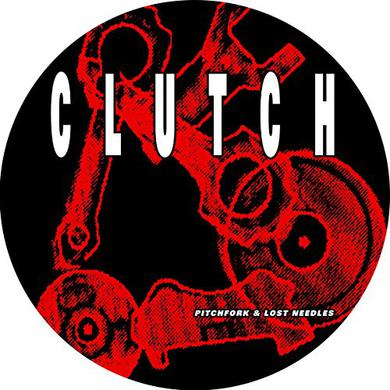 Clutch PITCHFORK & LOST NEEDLES (PICTURE DISC) Vinyl Record