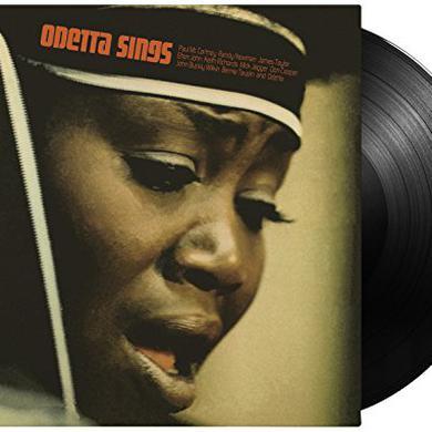 ODETTA SINGS Vinyl Record