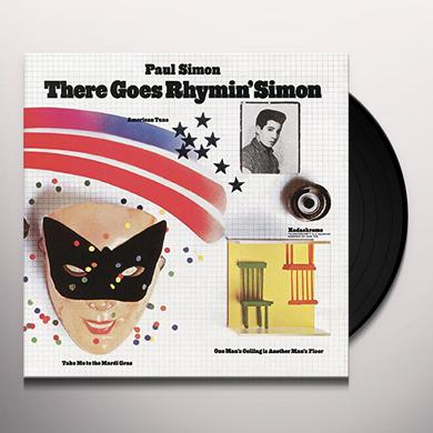 Paul Simon THERE GOES RHYMIN SIMON Vinyl Record