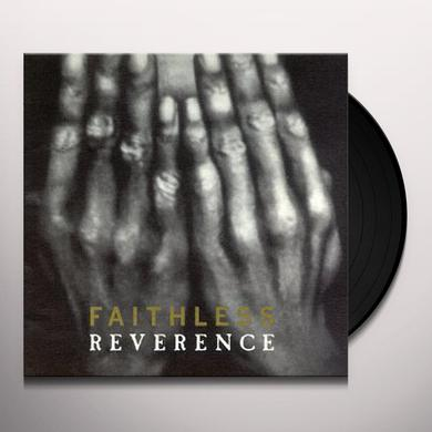 Faithless REVERENCE Vinyl Record
