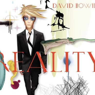 David Bowie REALITY Vinyl Record