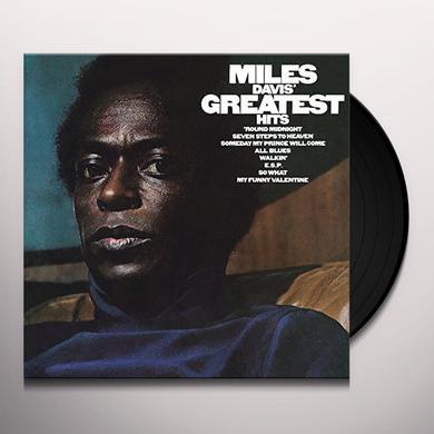 Miles Davis GREATEST HITS (1969) Vinyl Record