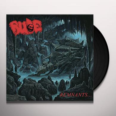 Rude REMNANTS Vinyl Record