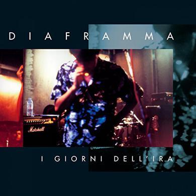 DIAFRAMMA I GIORNI DELL'IRA Vinyl Record