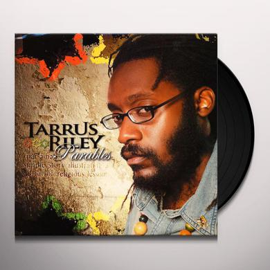 Tarrus Riley PARABLES Vinyl Record