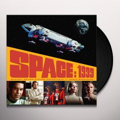 Ennio Morricone SPACE 1999 / O.S.T. Vinyl Record