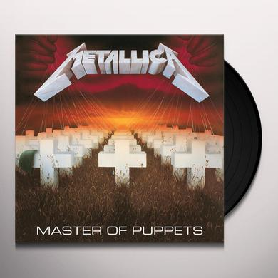Metallica Master of Puppets Remaster Deluxe Edition Box Set (Vinyl)