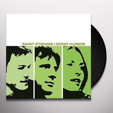 Saint Etienne GOOD HUMOR Vinyl Record