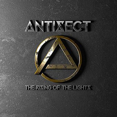 Antisect RISING OF THE LIGHTS Vinyl Record