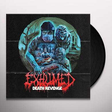 Exhumed DEATH REVENGE Vinyl Record