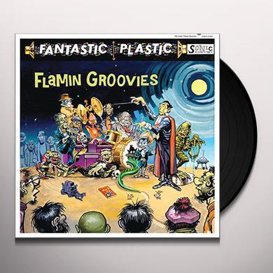 Flamin Groovies FANTASTIC PLASTIC Vinyl Record