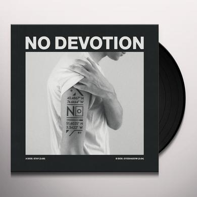 No Devotion STAY / EYESHADOW Vinyl Record