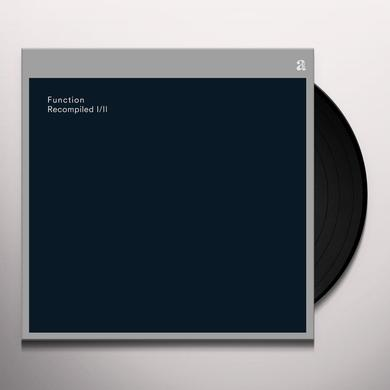 Function RECOMPILED I/II Vinyl Record