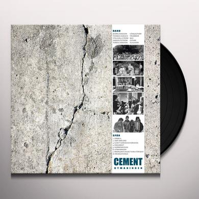 Cement UTMANINGEN Vinyl Record