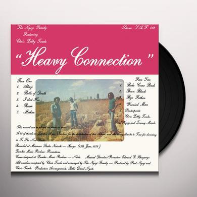 Ngozi Family HEAVY CONNECTION Vinyl Record