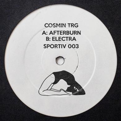 Cosmin Trg AFTERBURN/ELECTRA Vinyl Record