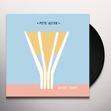 Pete Astor WATER TOWER / WHAT A WORLD Vinyl Record