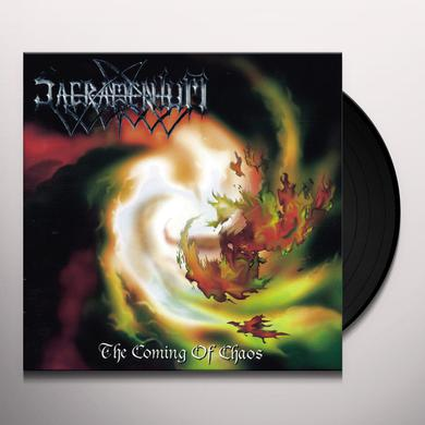 Sacramentum COMING OF CHAOS Vinyl Record