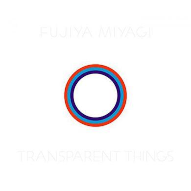 Fujiya & Miyagi TRANSPARENT THINGS Vinyl Record