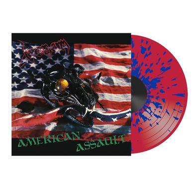 Venom AMERICAN ASSAULT Vinyl Record