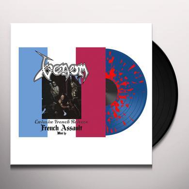 Venom FRENCH ASSAULT Vinyl Record