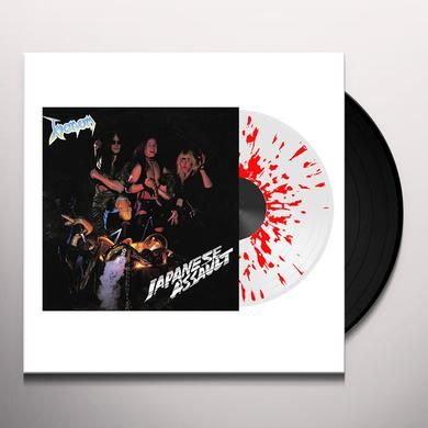 Venom JAPANESE ASSAULT Vinyl Record