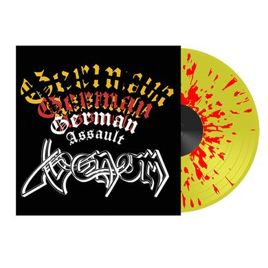 Venom GERMAN ASSAULT Vinyl Record