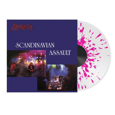 Venom SCANDINAVIAN ASSAULT Vinyl Record