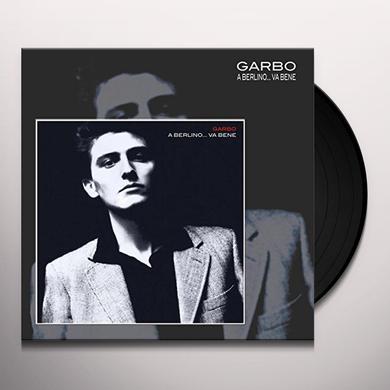 Garbo A BERLINO VA BENE Vinyl Record