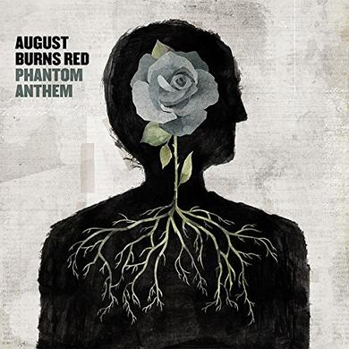 August Burns Red PHANTOM ANTHEM (WHITE & RED VINYL) Vinyl Record