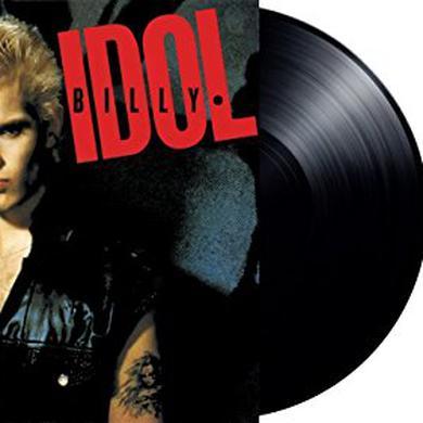 Billy Idol IDOLIZE YOURSELF Vinyl Record
