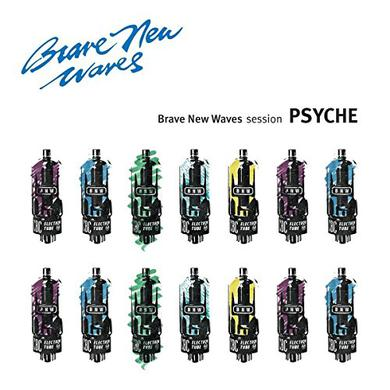 Psyche BRAVE NEW WAVES SESSION Vinyl Record