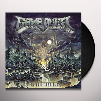 Game Over CLAIMING SUPREMACY Vinyl Record