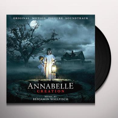 Benjamin Wallfisch ANNABELLE CREATION / O.S.T. Vinyl Record