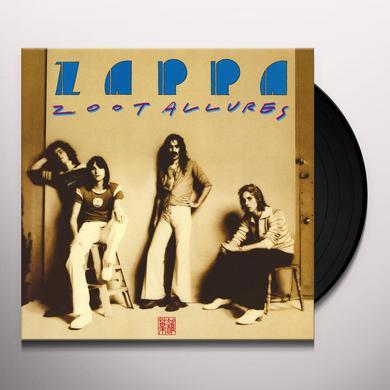 Frank Zappa ZOOT ALLURES Vinyl Record