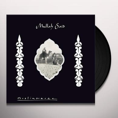 Muslimgauze MULLAH SAID Vinyl Record